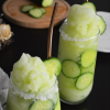 Honeydew Melon CucumberSlushie