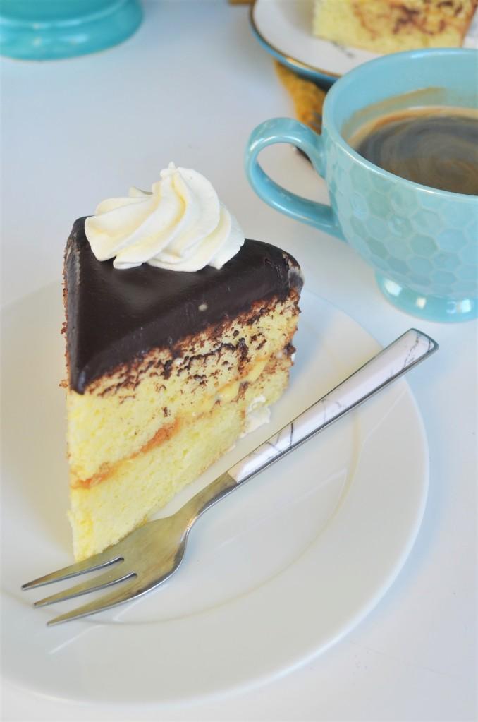 How to Make Bostin Cream Cake