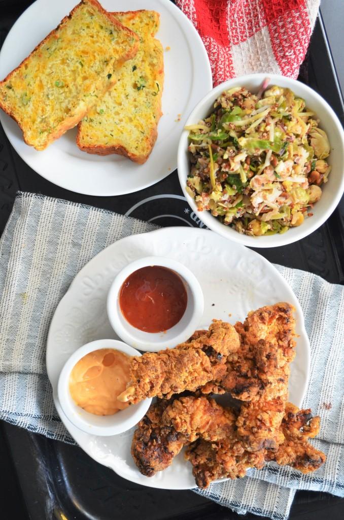 Crispy Chicken Tenders