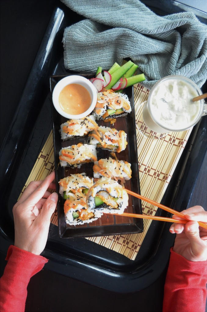 Dynamite Roll By SweetNSpicyLiving
