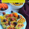 Roasted Veggie TortillaPinwheels