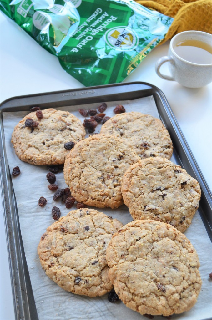 Coconut Oatmeal Cookie