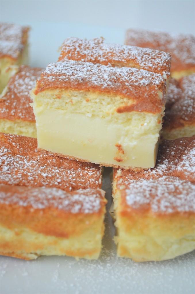 Custard Cake By SweetNSpicyLiving