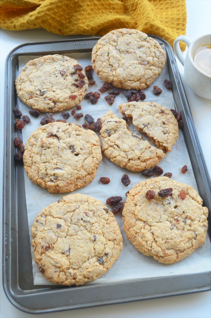 Small Batch Coconut Oatmeal Chocolate Chip  Cookie