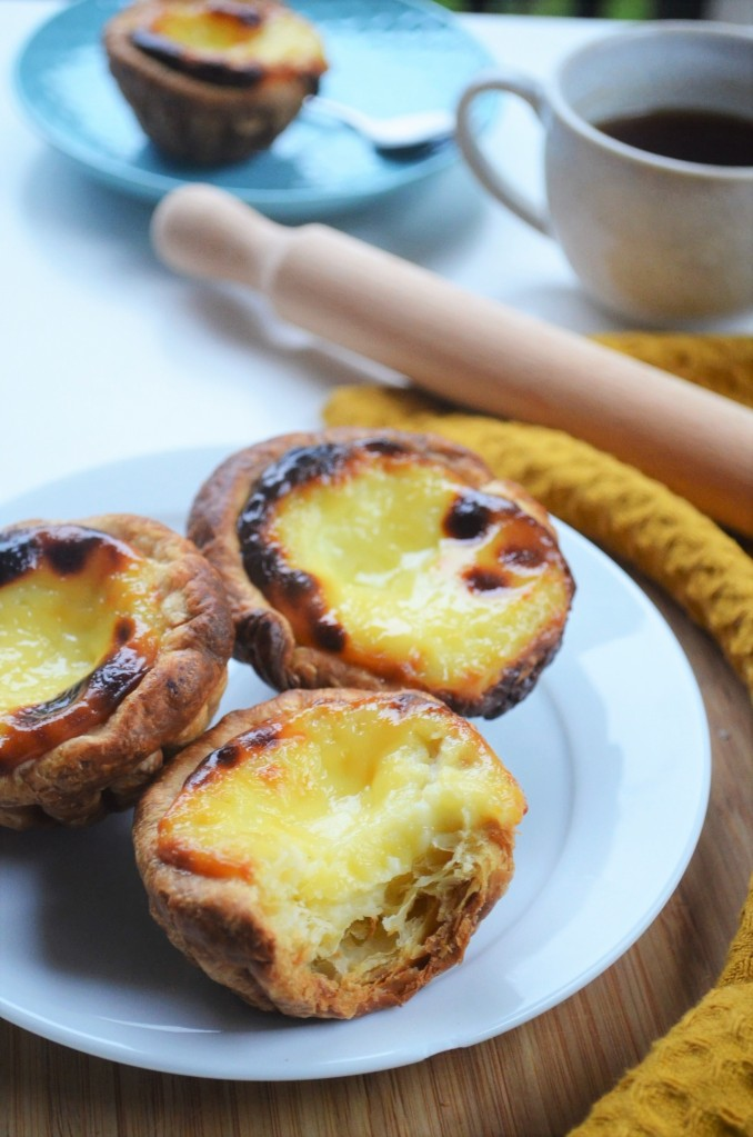 Pasteis de Nata By SweetNSpicyLiving
