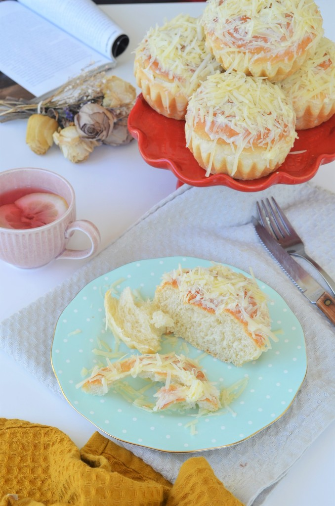 How to Make Small Batch Cheese Ensaymada