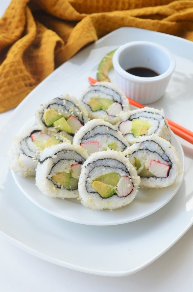 California Roll By SweetNSpicyLiving