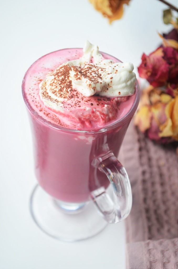 Beets Hot Chocolate
