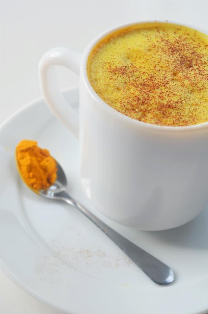 Single Serving Golden Milk