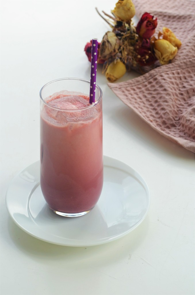 Ice Cold Beetroot Drink