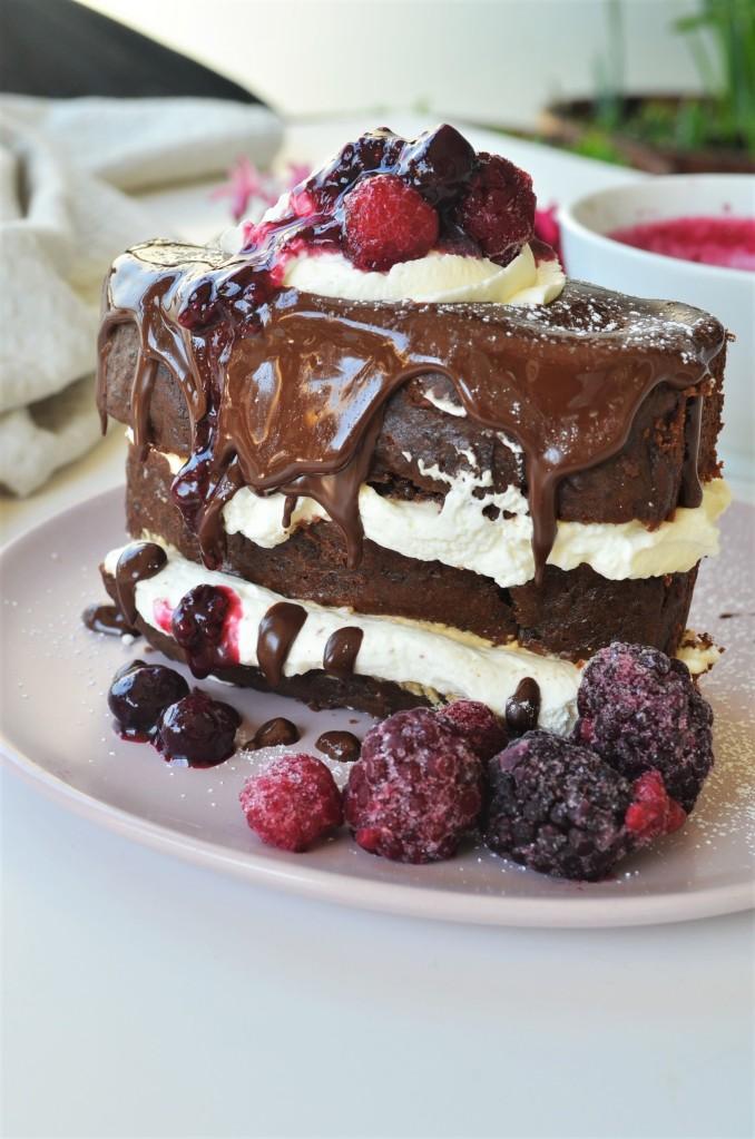 Beets Chocolate Cake
