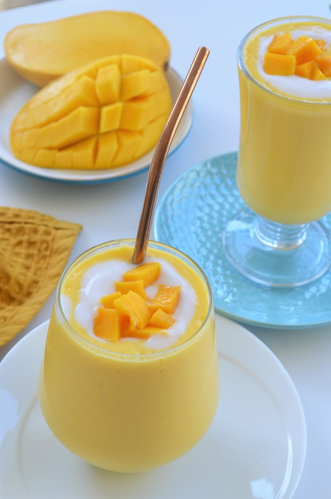 Mango Lassi By SweetNSpicyLiving