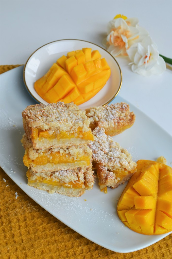 Small Batch Mango Bar By SweetNSpicyLiving