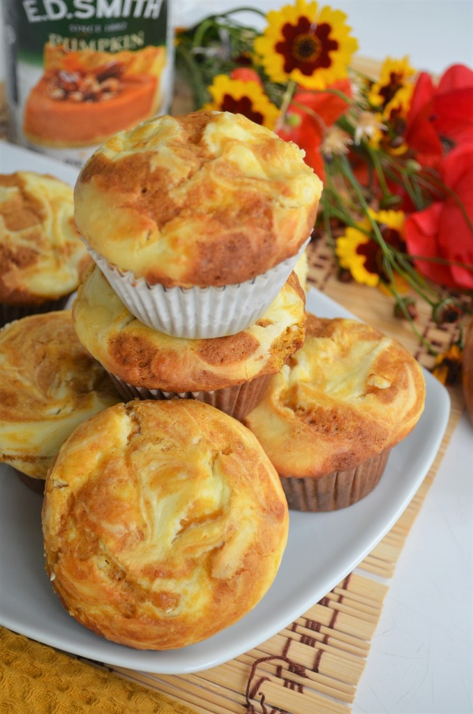 Pumpkin Cream Cheese Muffin By SweetNSpicyLiving